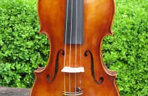 Violin Guarneri Il Cannone 1742