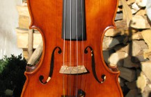 Violon Guarneri Il Cannone 1742