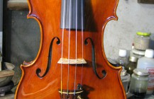 Violin Guarneri 1742, 2014