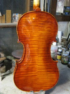 violin Guarneri 1742